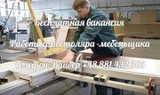 Работа в Польше для столяра мебельщика