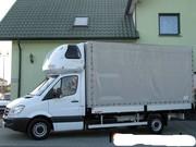 Требуются водители на бус в Польшу для поездок по Западной Европе.